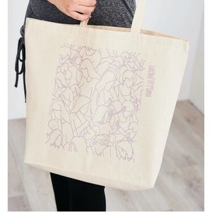 Latched Mama Canvas Tote Bag